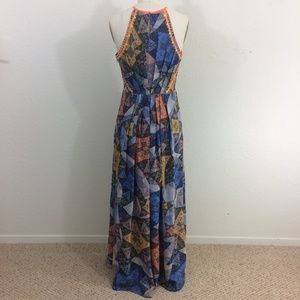 bfa1cb5ec9e2 Anthropologie Dresses - Ranna Gill Anthropologie Condesa Maxi Dress